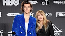 Stevie Nicks Tells Harry Styles Fine Line Is His Rumours in Statement About Coronavirus: 'Way to Go'