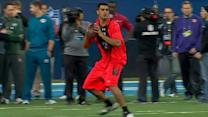 Tale of the Tape: Florida State University quarterback Jameis Winston vs. University of Oregon quarterback Marcus Mariota