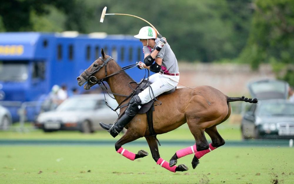 Tommy Beresford will play on the lawns of Cowdray with Adolfo Cambiaso this summer - Copyright: Tony Ramirez/www.imagesofpolo.com