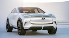 Infiniti QX Inspiration: prototipo de SUV eléctrico