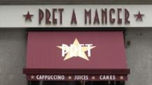 Pret's plan to recruit homeless