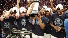 Villanova captures second-straight Big East tournament title with thrilling OT win over Providence