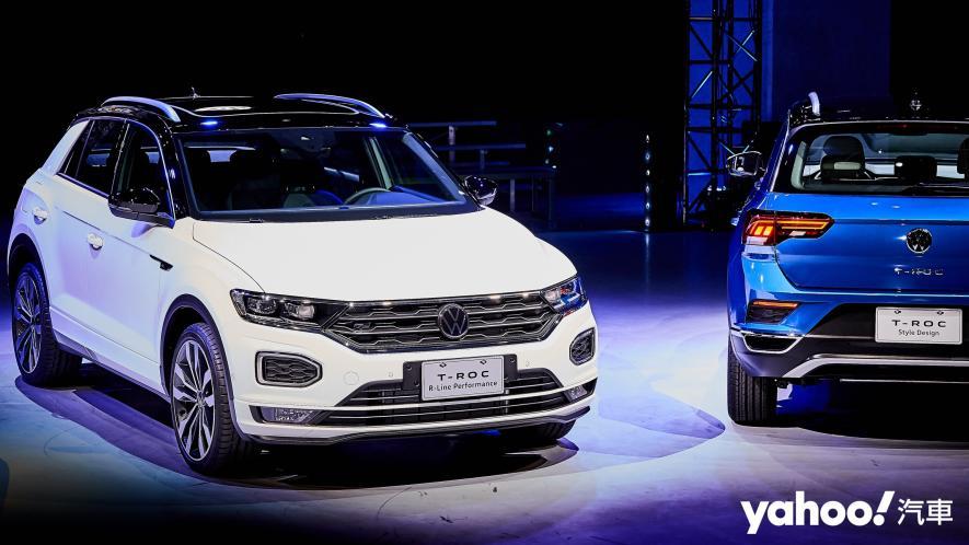 跨界無需等待、微高小鋼炮正式駕到!2021 Volkswagen T-Roc在台上市104.8萬起! - 1