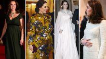 Kate Middleton: tutti i look premaman più belli