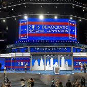 Democratic National Convention Poised to Kick Off Amid a Bit of Party Drama