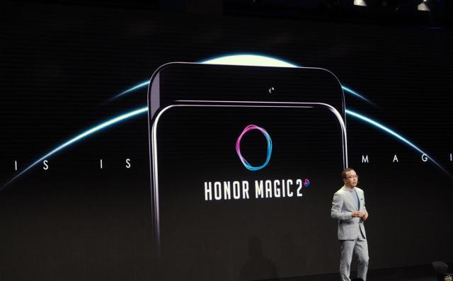 Huawei's Honor is bringing the slider phone back