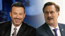 Jimmy Kimmel's interview with Mike Lindell has both sides fired up