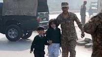 Yahoo News Special Report: Pakistan School Attack