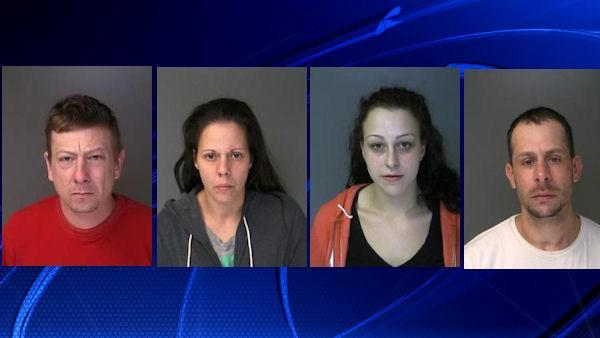 Shrimp for drugs ring busted on Long Island