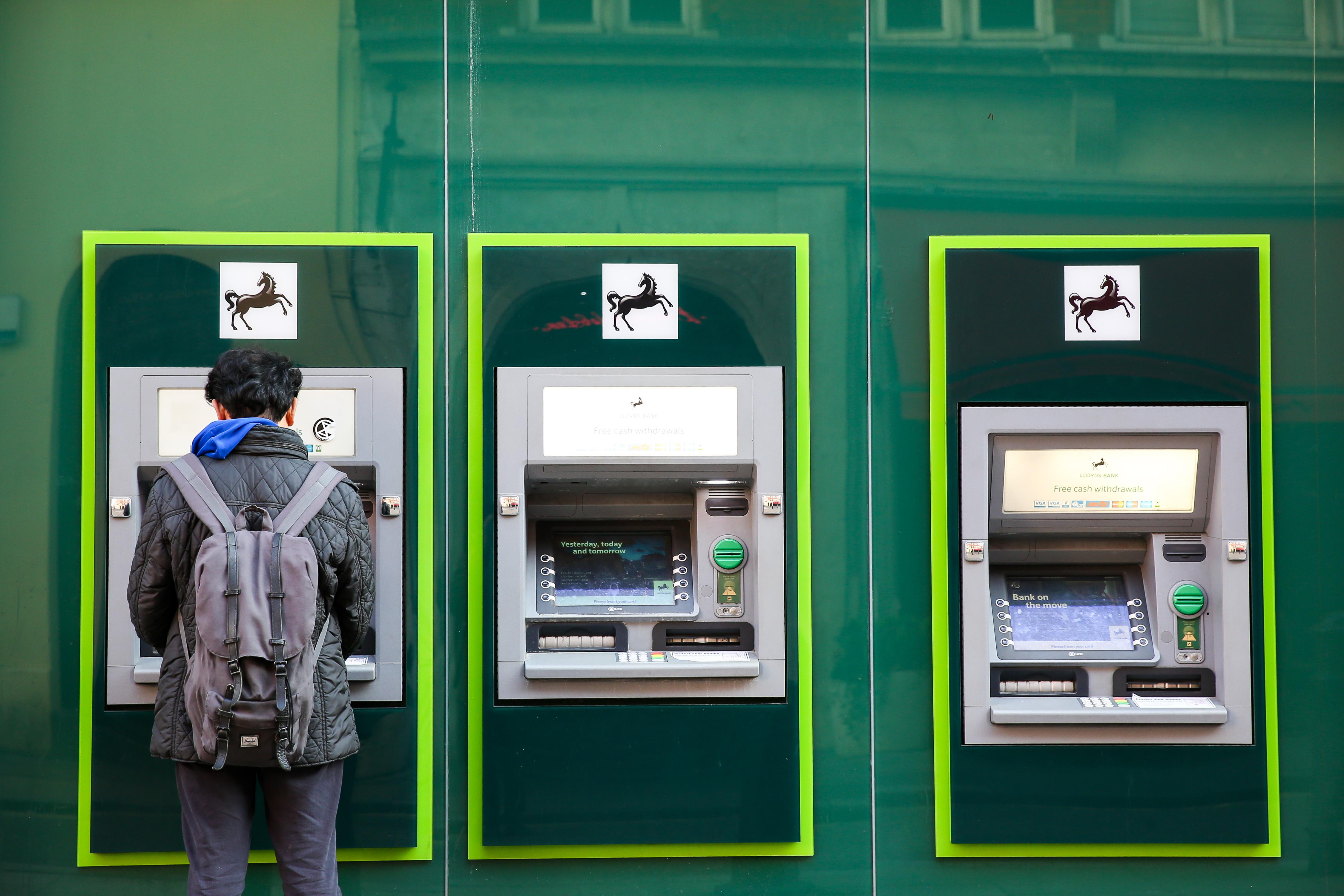 Lloyds, Halifax and Bank of Scotland to charge up to 49.9% overdraft fees