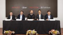 Toyota, SoftBank fund, Denso invest $1 billion in Uber