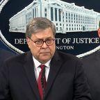 William Barr: Mueller found no collusion