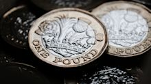Pound hits lowest level in six weeks