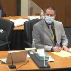 Prosecution case nears end in ex-cop's trial in Floyd death