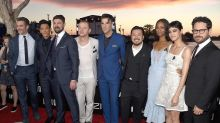 Comic-Con 2016 on the Red Carpet: The'Star Trek Beyond' Cast Celebrates the New Mission