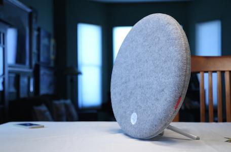 Libratone Loop Wireless Speaker: AirPlay meets Scandinavian design