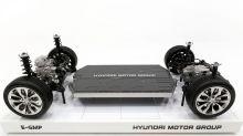 Hyundai : la nouvelle plateforme électrique en détail