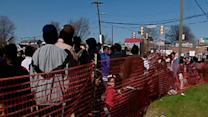 Rescue Mission holds annual Easter event