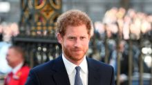 Prince Harry tops list of celebrities with sexy beards