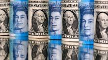Dólar cae después de que bancos centrales prometen masiva liquidez en billete verde