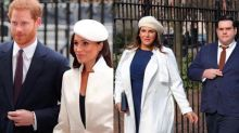 Prince Harry and Meghan Markle get a plus size makeover