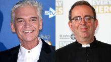 Phillip Schofield asked out live on air by Strictly Come Dancing star Reverend Richard Coles – but it didn't end well