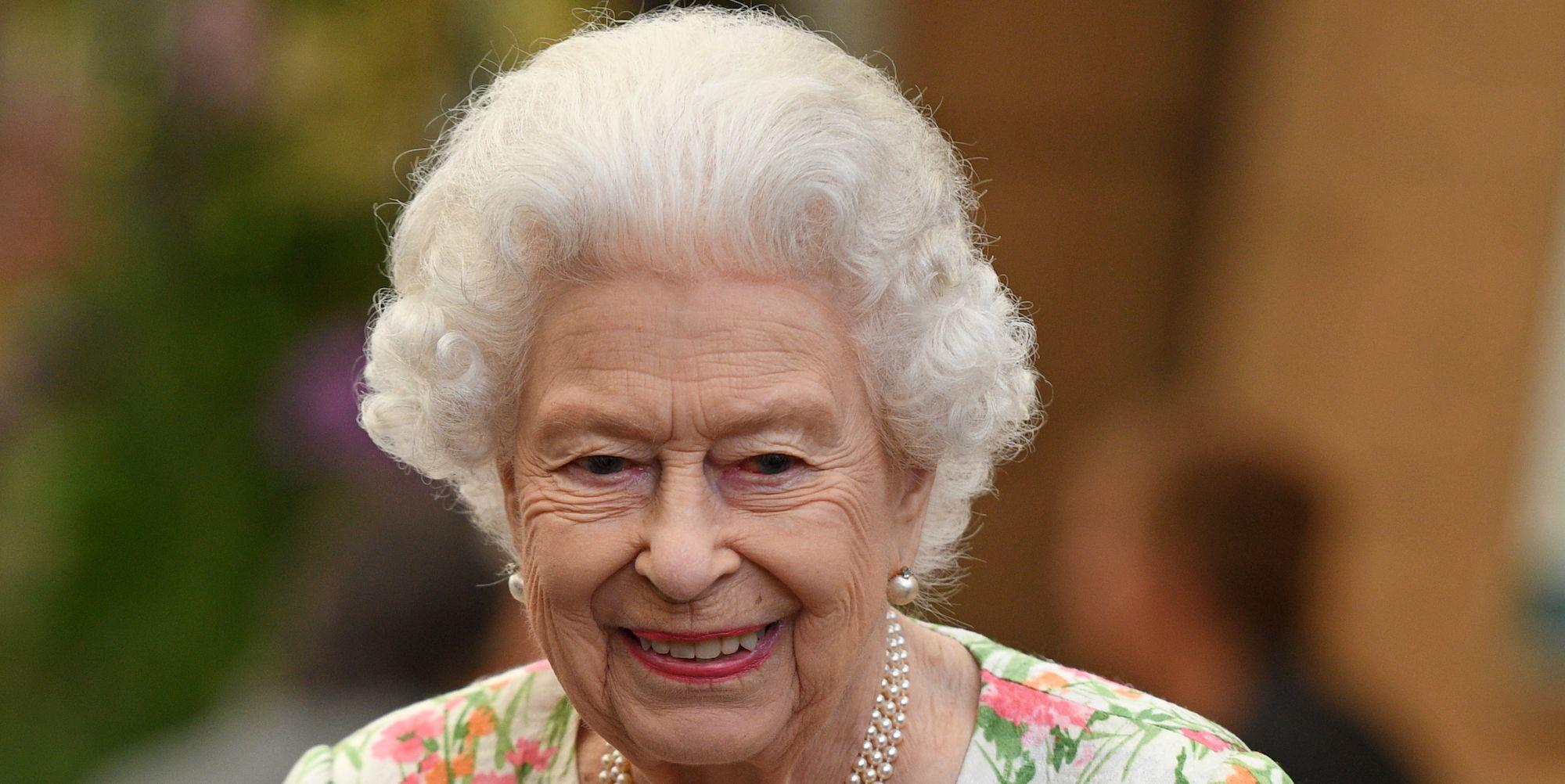 The Queen enjoyed a mini staycation over the weekend