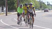 Valley residents participate in Bike to Work Day