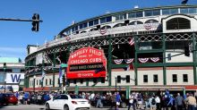 Cubs fan dies after fall at Wrigley Field