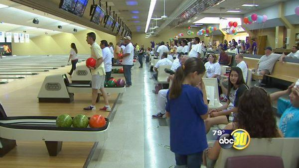 Bowl for Kids' Sake tournament in Fresno