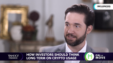 Investors may want to think long term on crytpo usage