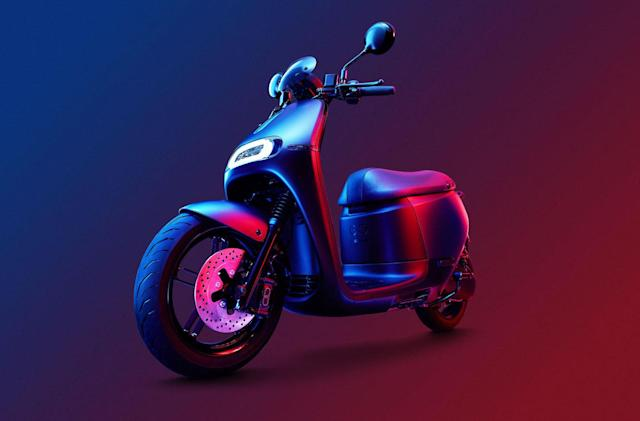 Gogoro puts its hot-swappable batteries in two new speedy scooters