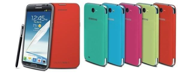 Samsung Galaxy Note II to land 'by mid-November' on all major US carriers