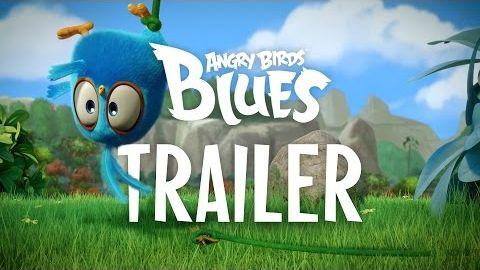 Watch: 'Angry Birds Blues' short trailer