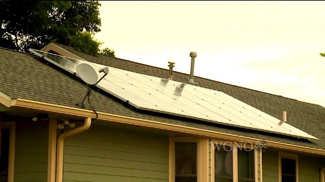 Impoverished New Orleans neighborhood leads the city in solar panels