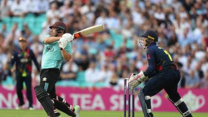 Aaron Finch says Surrey's T20 'nightclub' can cheer him up as pay row threatens Ashes dream