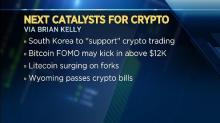 Bitcoin's bouncing back, here are the next big catalysts for the cryptocurrency