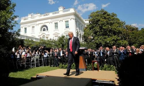 Climate at a crossroads as Trump and Biden point in different directions