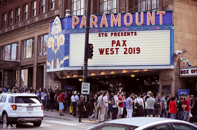 PAX West will be PAX Online this year