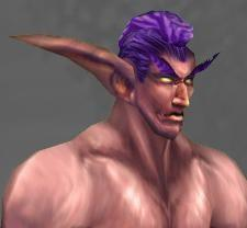 New hairstyles in Wrath of the Lich King revealed