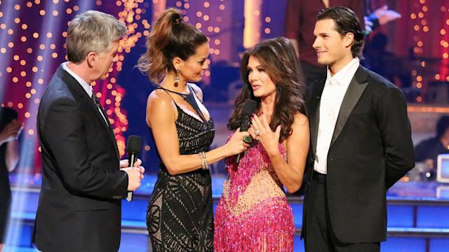 'Dancing With The Stars' elimination: Beverly Hills housewife Lisa Vanderpump booted