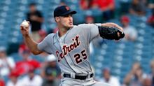 Detroit Tigers lineup vs. St. Louis Cardinals: Schoop at 1B, W. Castro at 2B behind Manning
