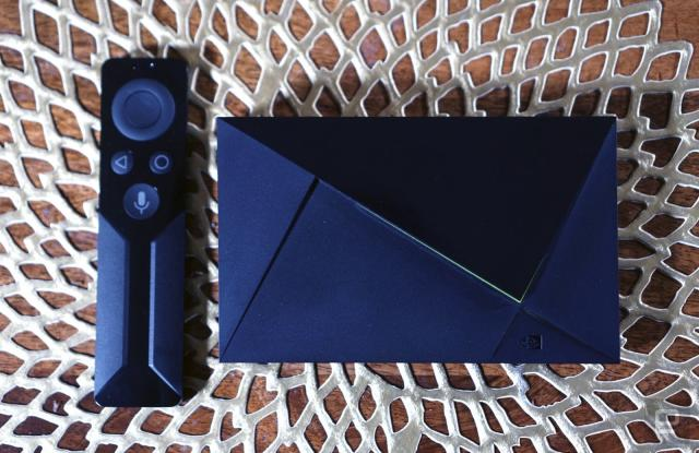 NVIDIA's Shield TV upgrades to 4K for Cast and Google Play movies