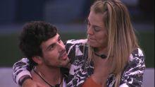 BBB19: colo e promessa de beijo: Maycon e Isabella devem ser o primeiro casal