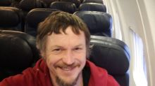 Lucky man gets whole plane to himself while travelling to ski holiday