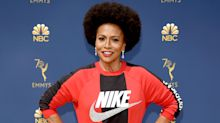 'Black-ish' star Jenifer Lewis supports Colin Kaepernick by wearing Nike outfit to the Emmys