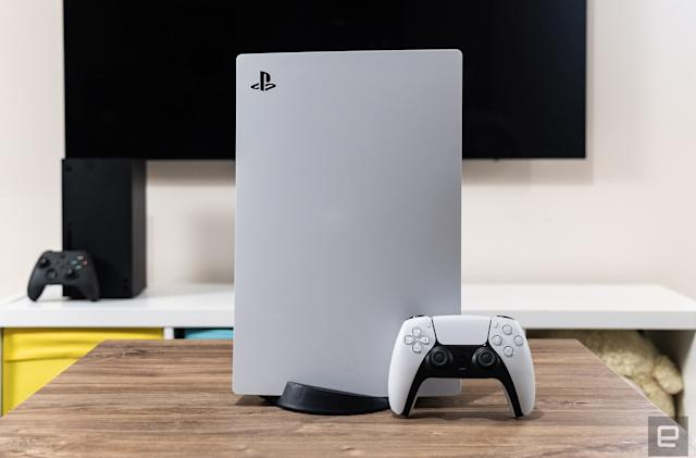 Sony begins selling the PS5 in China
