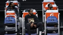 Kevin Durant out through All-Star break, replaced by Domantas Sabonis in All-Star Game