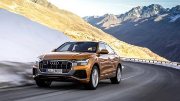Audi Q8 旗艦跑旅單一車型 392 萬起正式上市