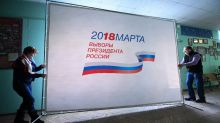 Russians in Ukraine to be blocked from voting in presidential poll